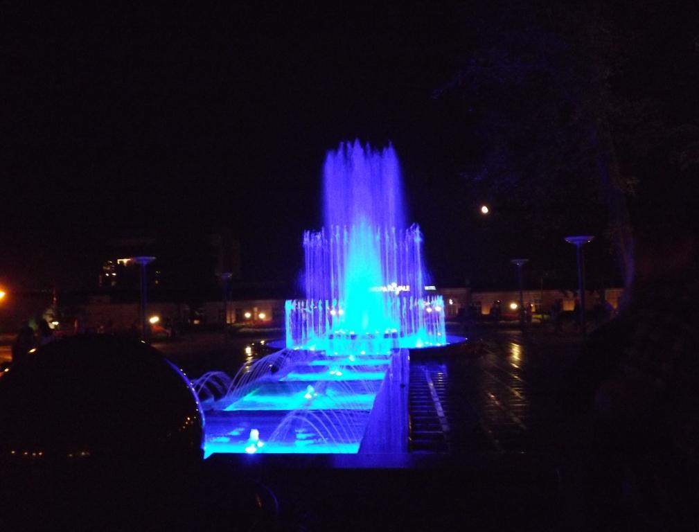 muzyczna fontanna druskienniki