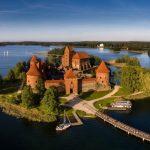 10 najpopularniejszych atrakcji turystycznych na Litwie